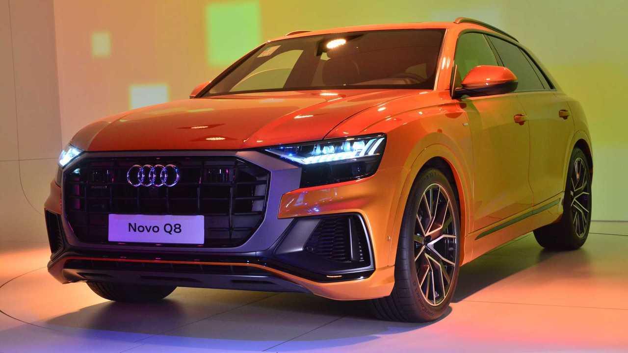Audi Q8 - Salão de SP 2018