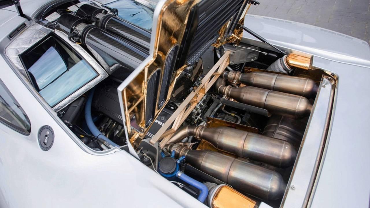 McLaren F1 Motoru