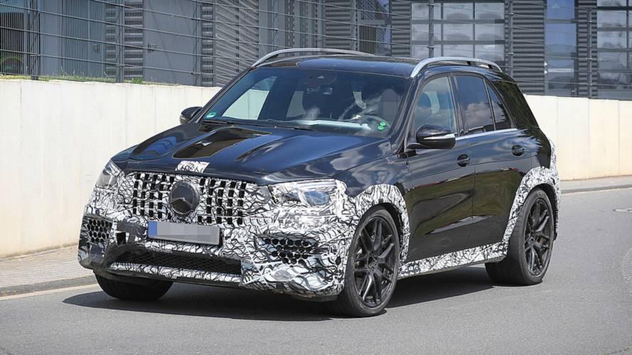 Erwischt: Mercedes-AMG GLE 63 (2019)