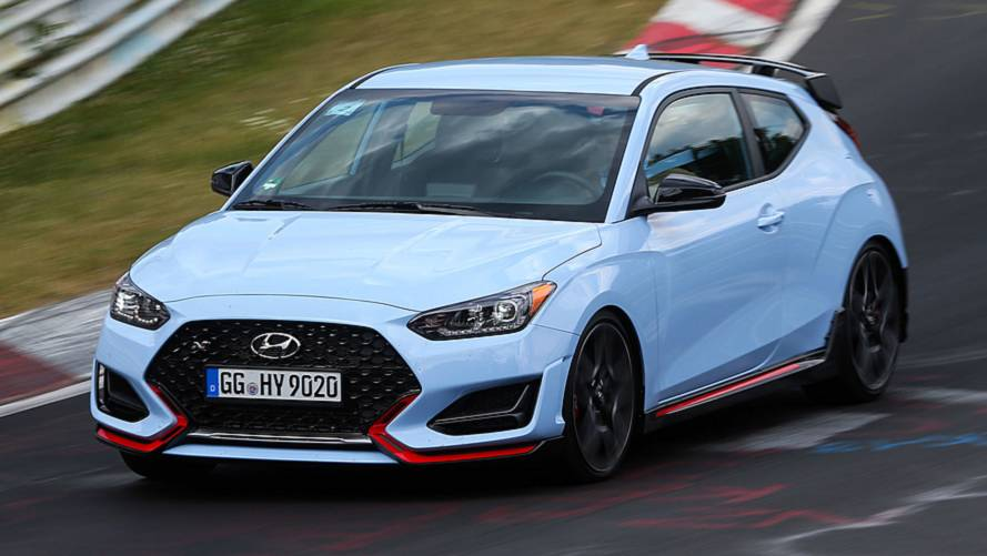 Hyundai Veloster N Priced Under $30k With 275 HP
