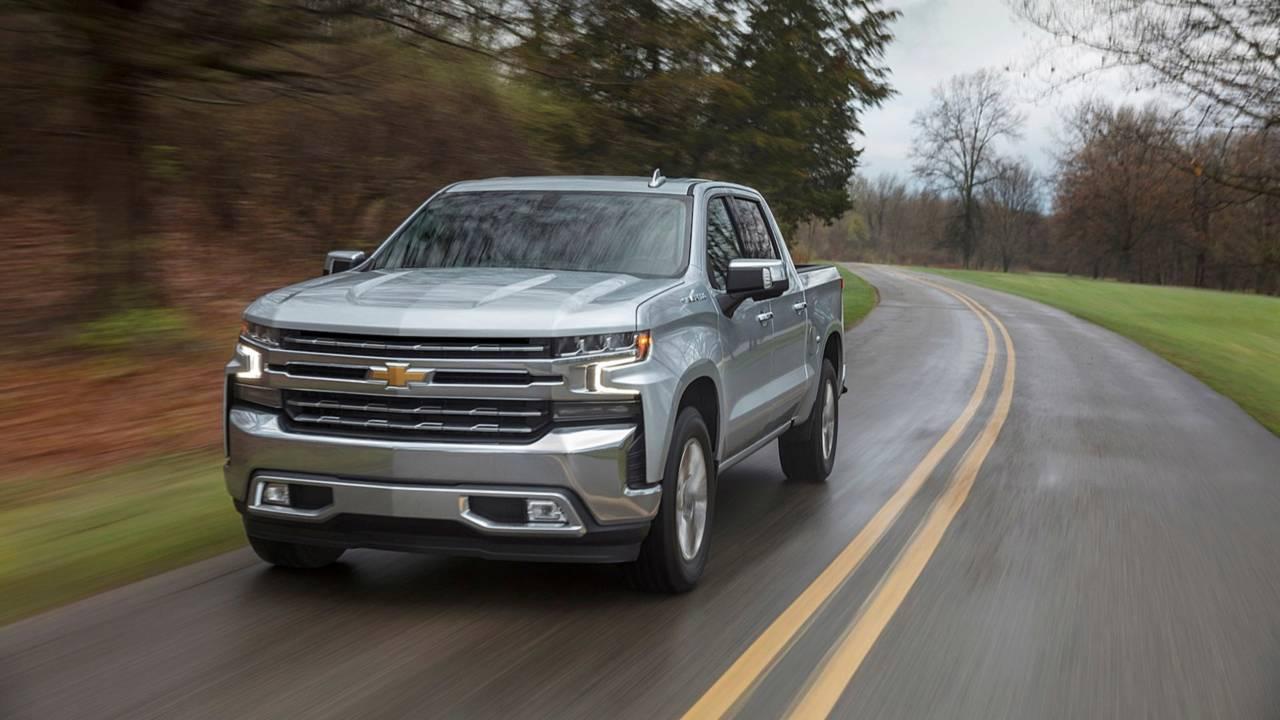 3. Chevrolet Silverado: 255,463 Units*