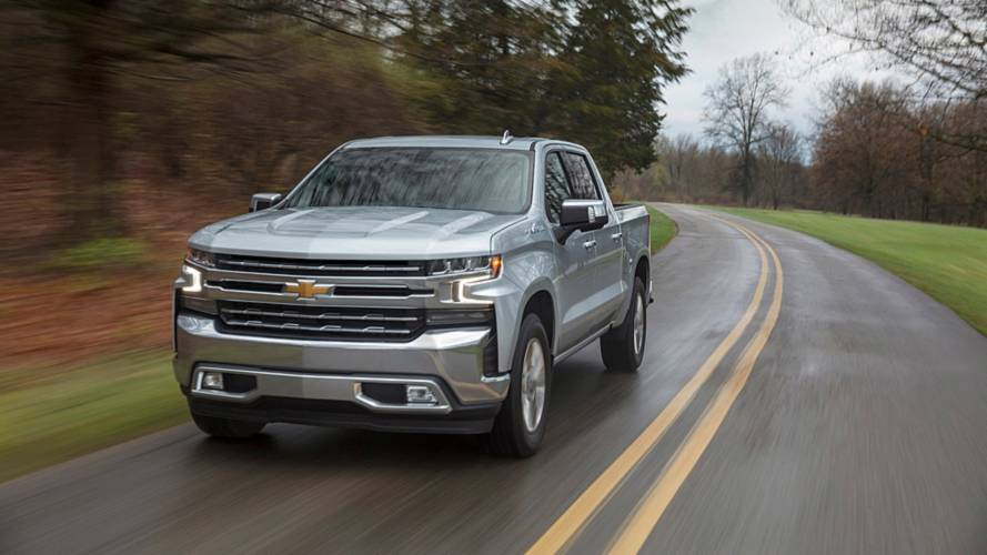 See If Chevy's New Silverado Four-Cylinder Hangs With The Big Boys