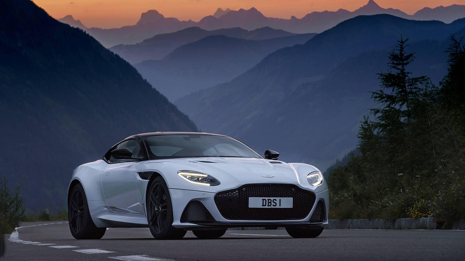 2019 Aston Martin Dbs Superleggera First Drive What S In A Name