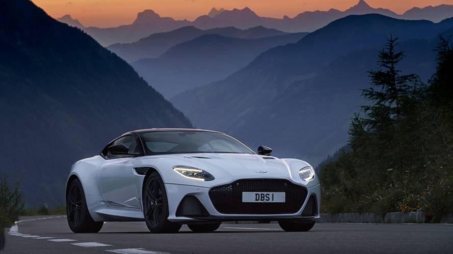 2019 Aston Martin DBS Superleggera essai