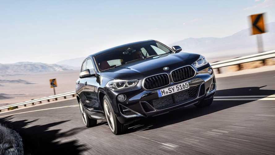 BMW X2 M35i 2019 kommt mit 306 PS
