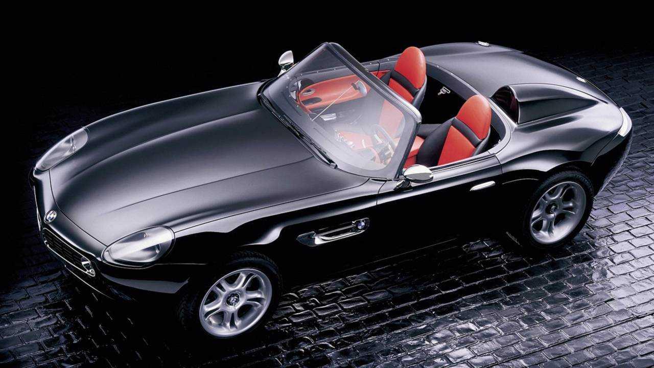 BMW Z07 concept