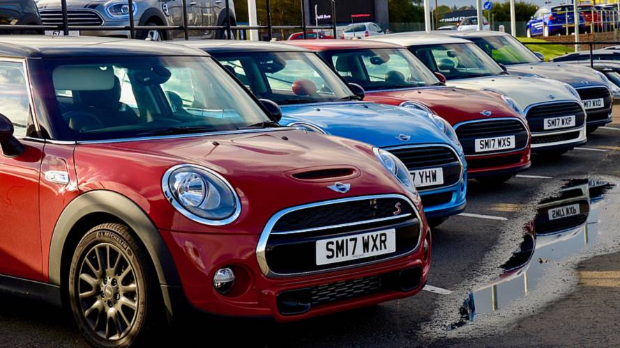 Car finance dropped dramatically in April