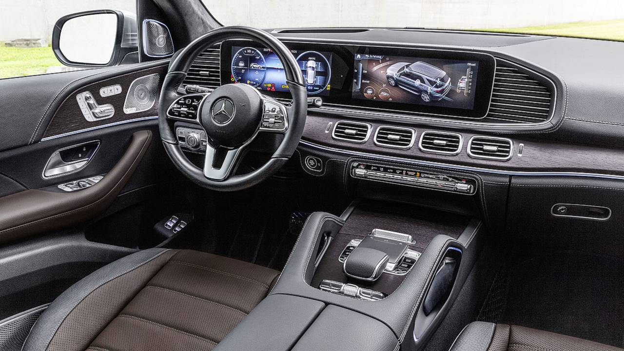 2020 Mercedes-Benz GLE Launches With Smoother Look, Tons of Tech