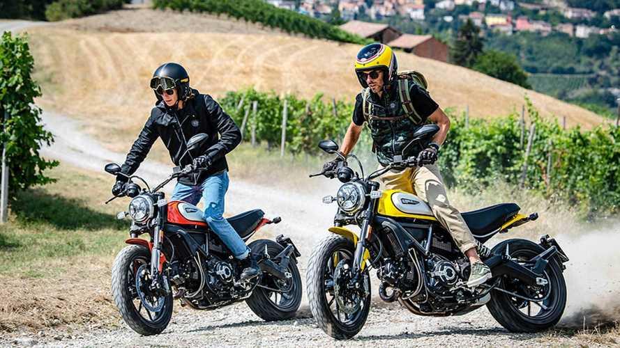 Ducati aumenta la familia Scrambler con la nueva Icon