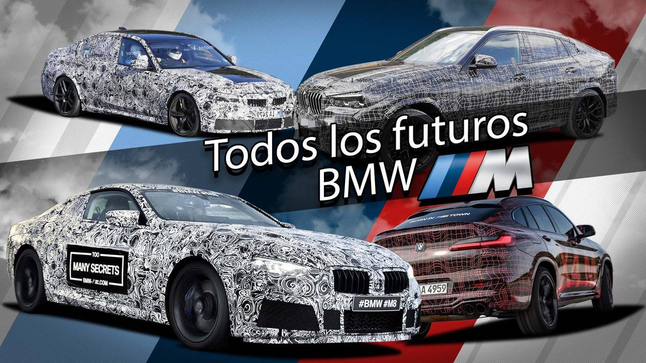 Futuros BMW M