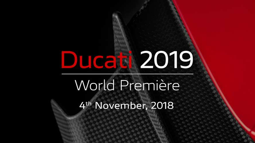 Ducati To Unveil Full 2019 Lineup Ahead of EICMA