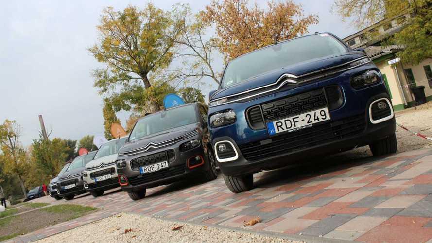 Citroën Berlingo - hazai bemutató, képek