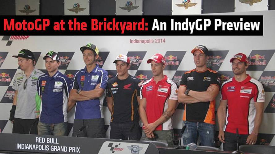 The lowdown on MotoGP at the Brickyard: An IndyGP Preview