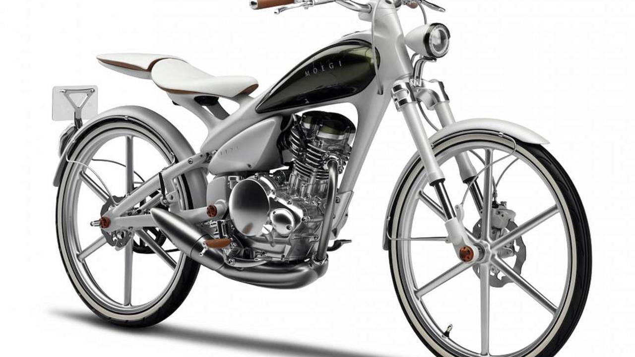 Yamaha Y125 Moegi: a bicycle with an engine?