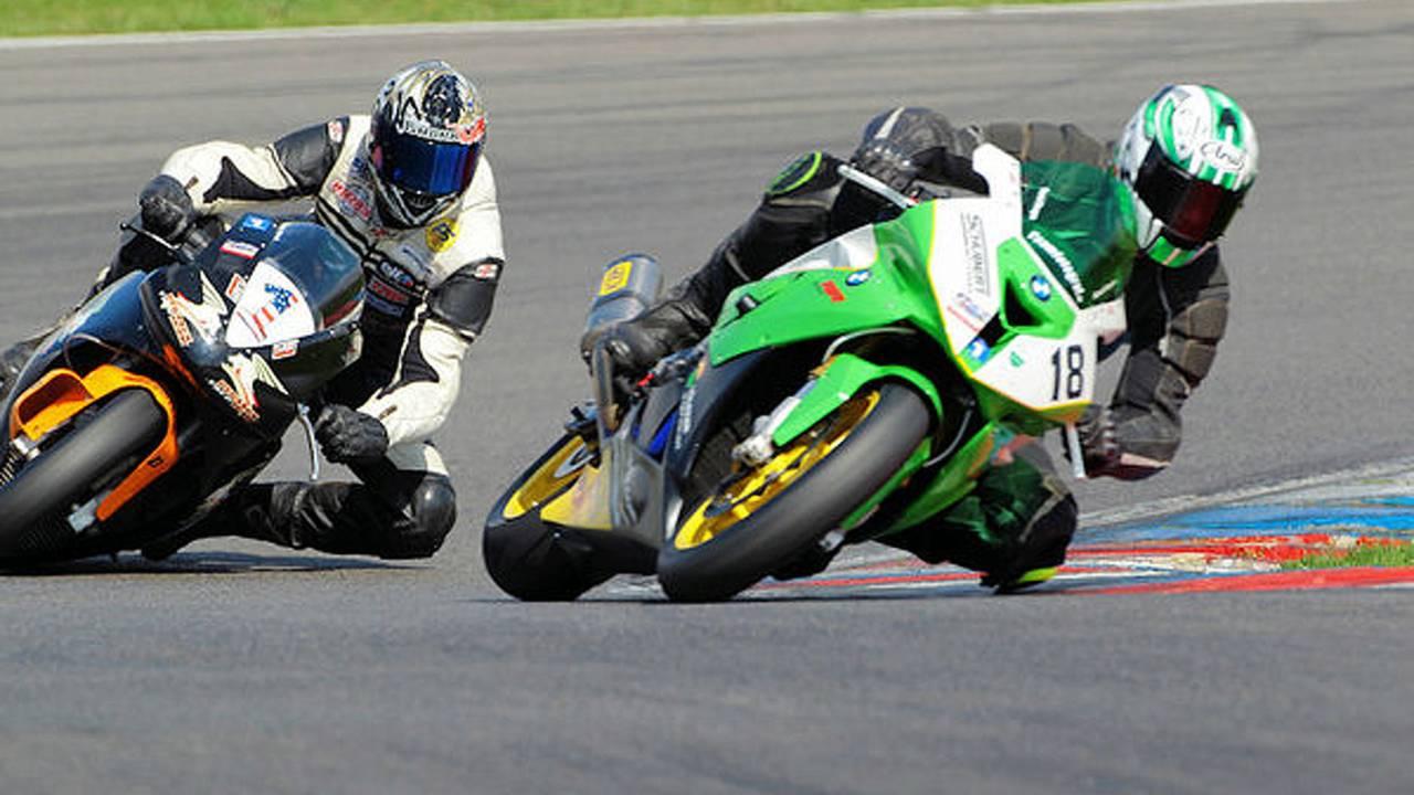 Racing the EBR 1190 Typhon