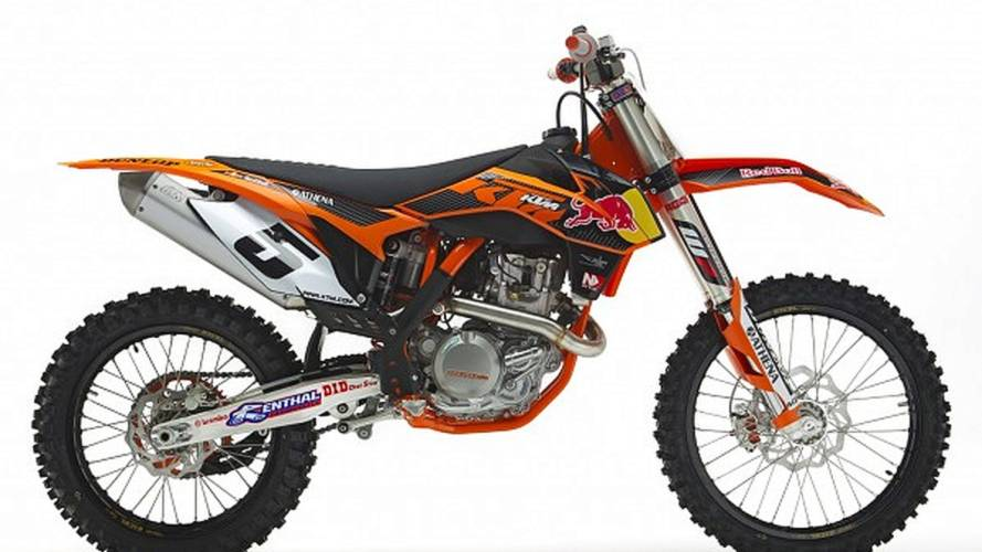 The fastest dirt bike in the world?