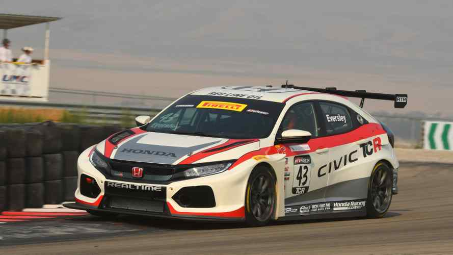 Honda Hammers SEMA With Race Cars And Concepts Galore