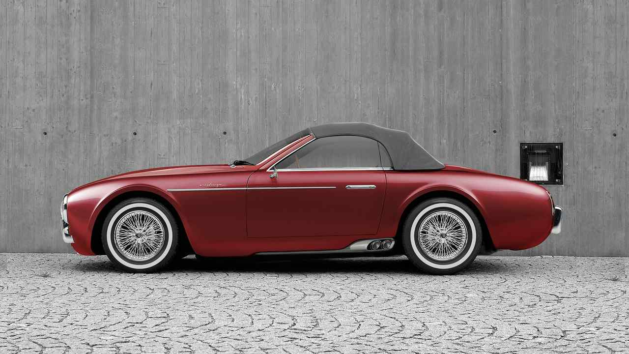 Ares Design Project Wami (Restore Edilmiş 1950 Model Bir Maserati)