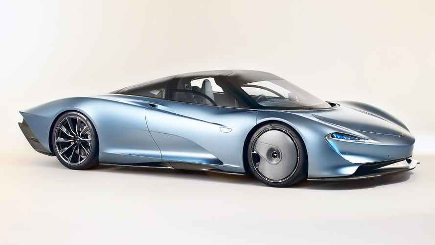McLaren Speedtail: Everything We Know