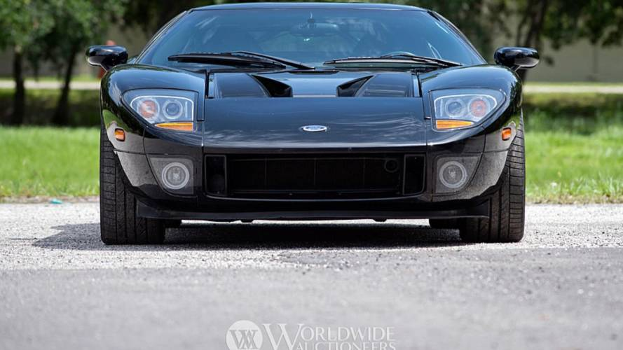 Ford GT preserie