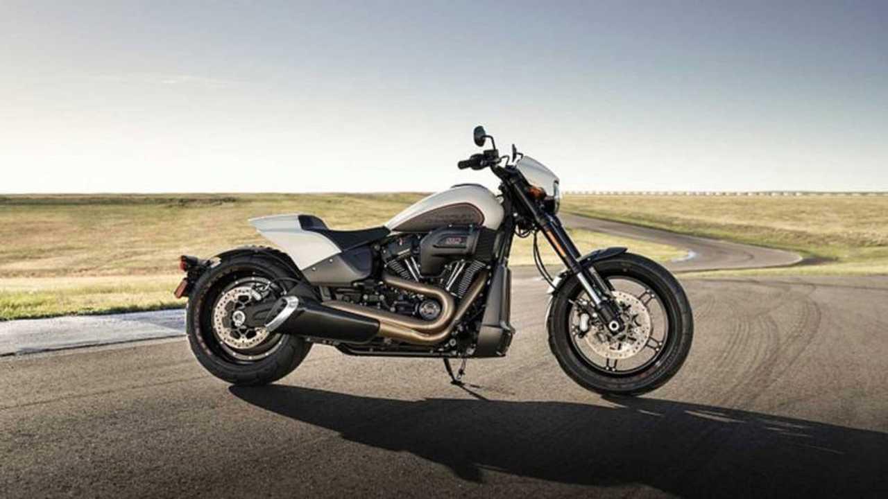 Harley-Davidson FXDR 114 Cruiser Motosikleti