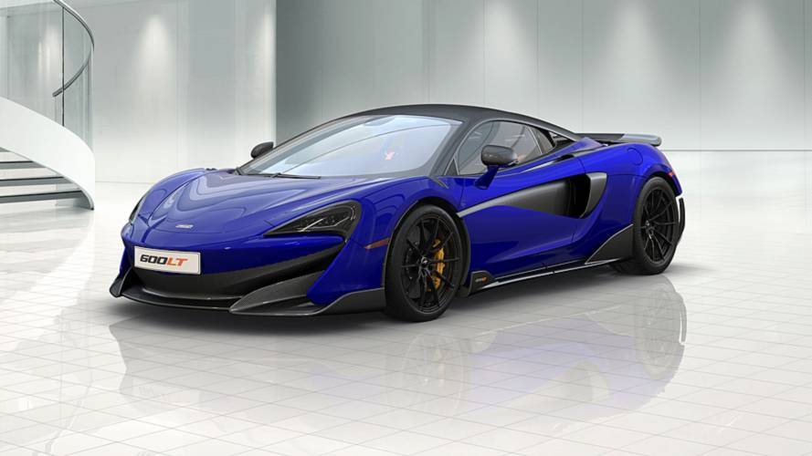 McLaren's MARC 3D real-time configurator