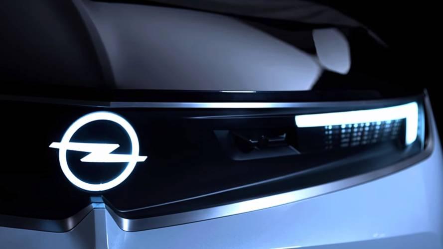 Opel анонсировал концепт-кар GT X Experimental