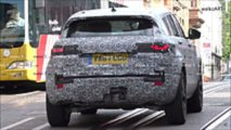 Nuova Range Rover Evoque foto spia