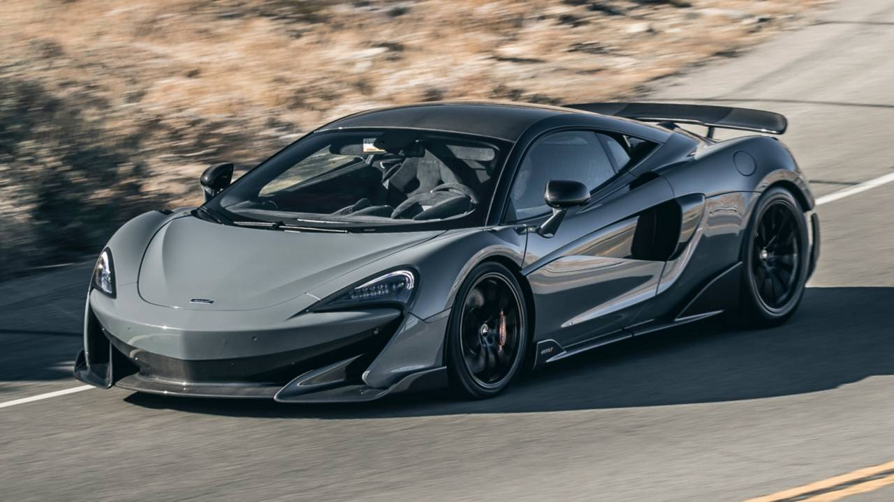 2019 Mclaren 600lt First Drive Motor1 Com Photos