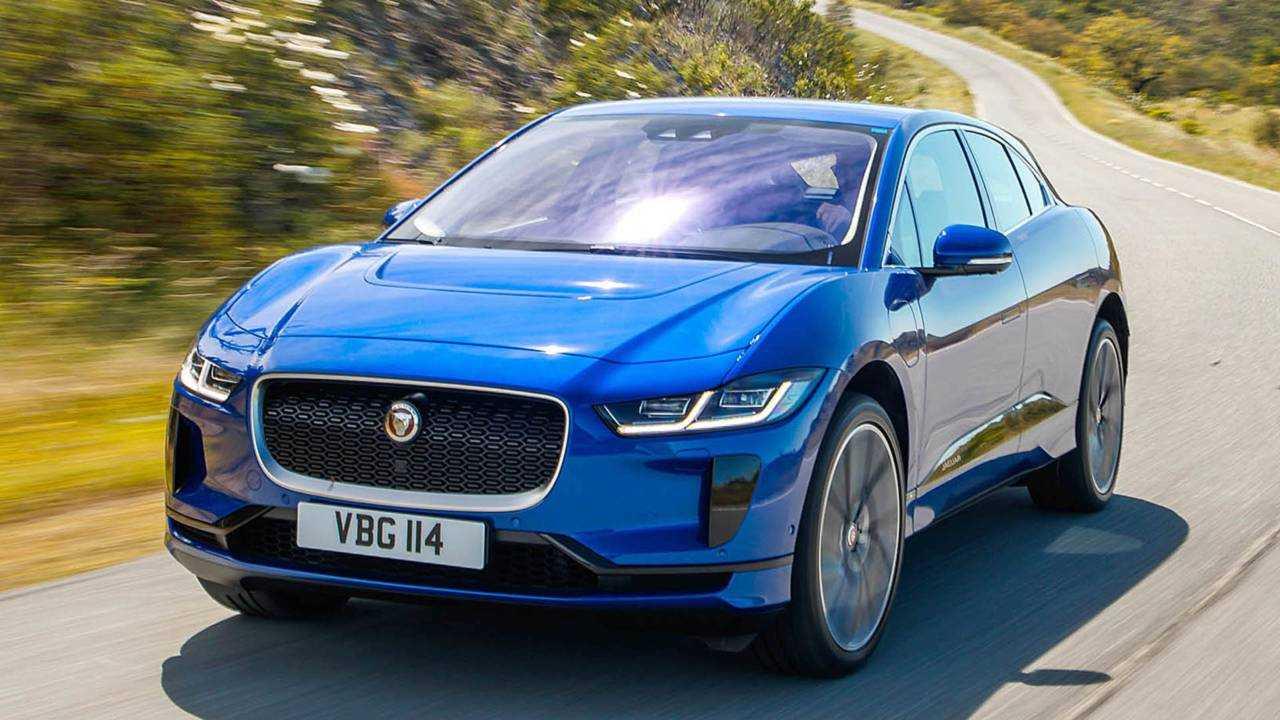 Le Jaguar I-Pace
