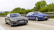 Audi A6 Avant 2019, primera prueba