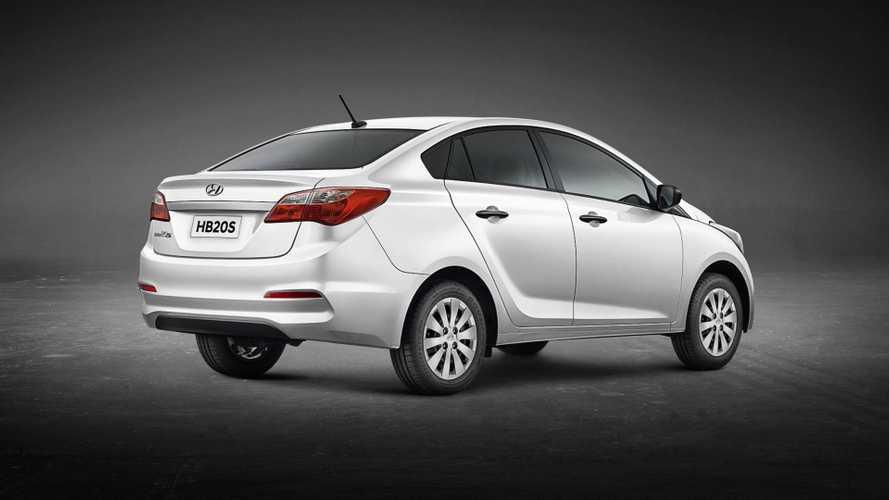 Hyundai HB20S Unique é nova versão de entrada por R$ 48.190
