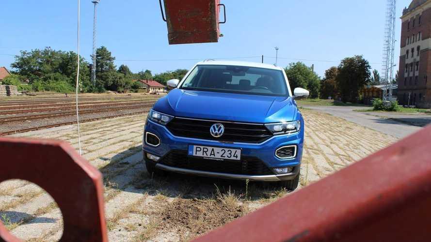 Volkswagen T-Roc Style 1.5 TSI ACT DSG: kötelező feladat kipipálva