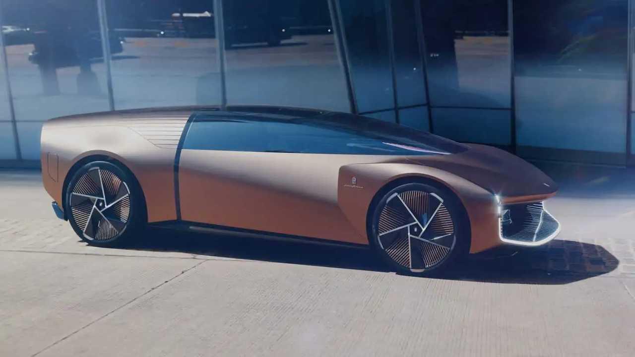 Pininfarina Teorema, o carro-conceito virtual