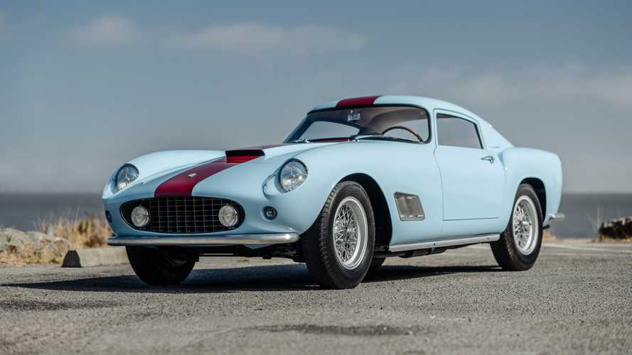 Capolavoro Ferrari all'asta: la 250 GT può valere 10 mln di euro