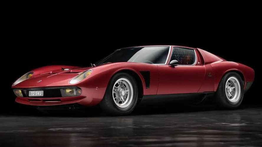 A la venta el exclusivo Lamborghini Miura SVJ 'The Corsican'
