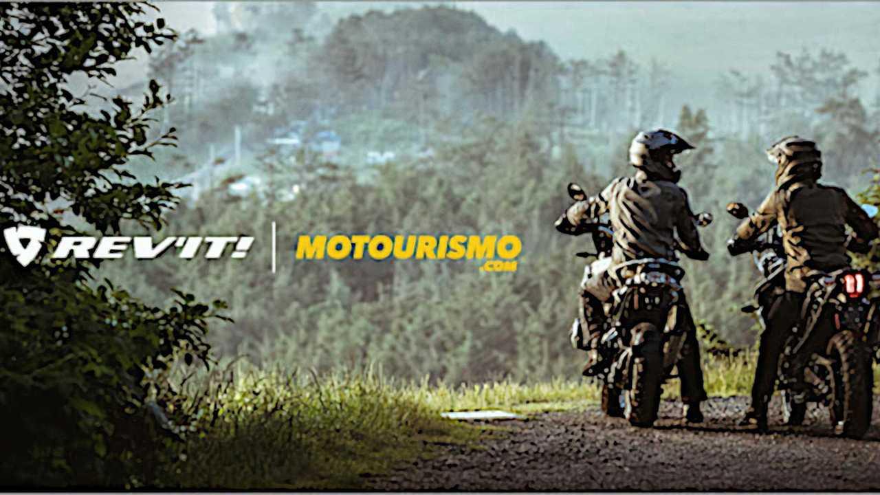 REV'IT! Motourismo partnership