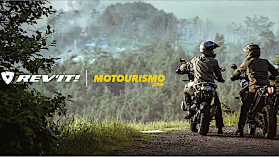 REV'IT! Teams Up With Worldwide Moto Travel Platform Motourismo