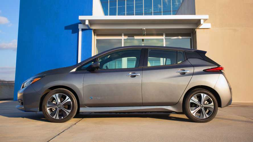 Get Behind The Wheel Of The 2022 Nissan Leaf For Only $89 A Month