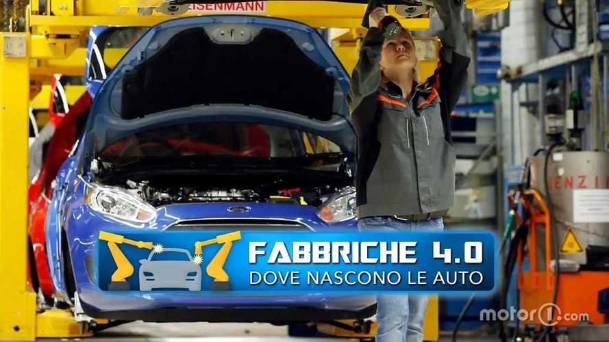La fabbrica Ford di Colonia, dalla Fiesta alle auto elettriche