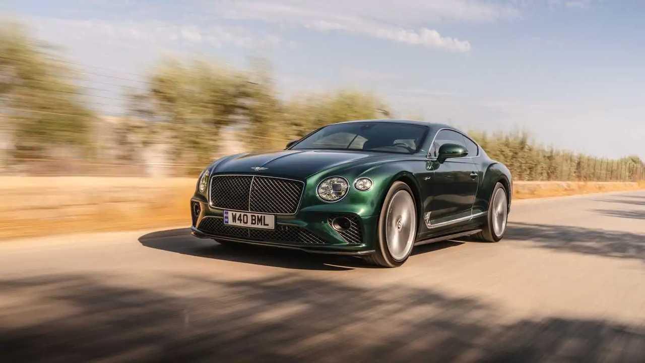 Probamos el Bentley Continental GT Speed 2021