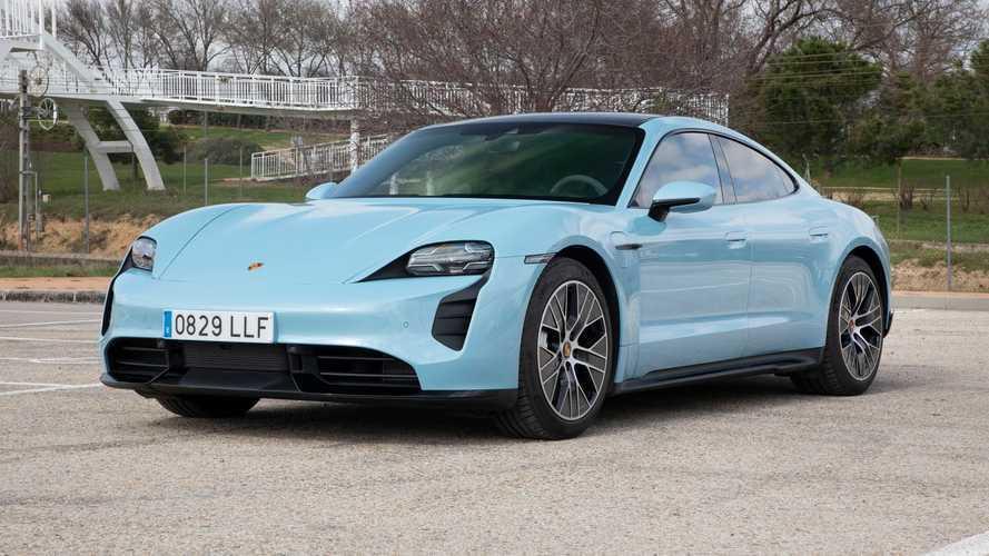 Prueba Porsche Taycan Turbo: avalancha de emociones... eléctricas