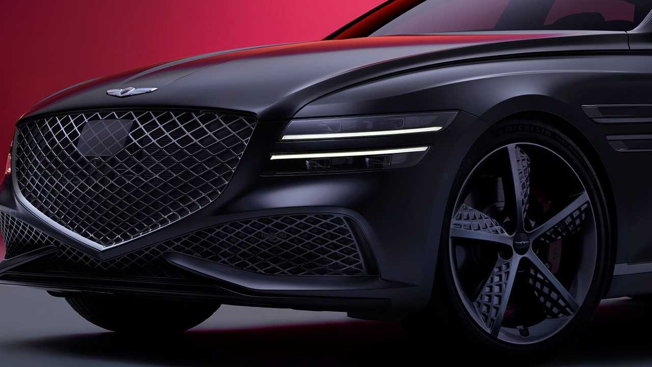 Genesis раскрыла характеристики нового G80 Sport