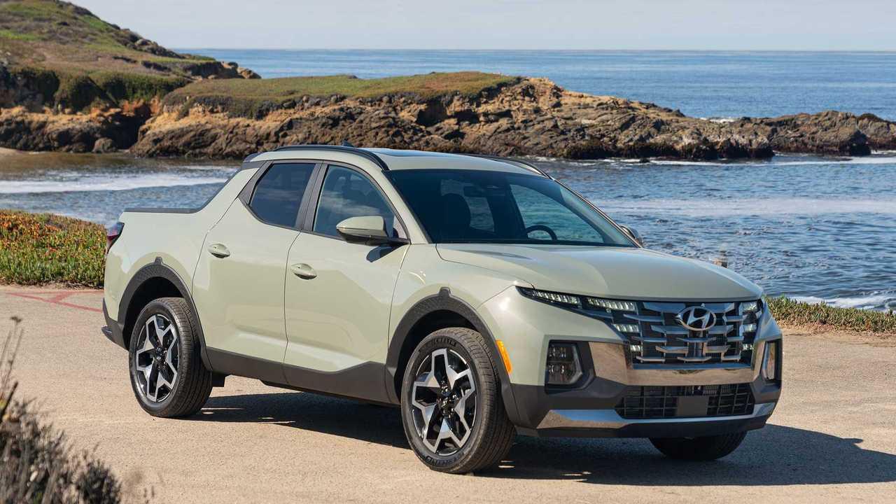 Hyundai Santa Cruz 2022 - Avaliação