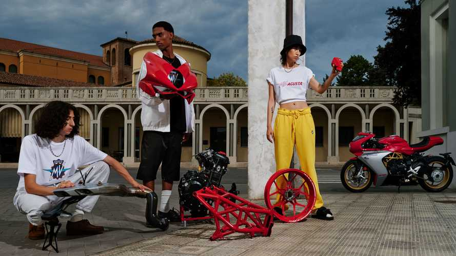 MV Agusta Launches Its First Streetwear Capsule Clothing Collection