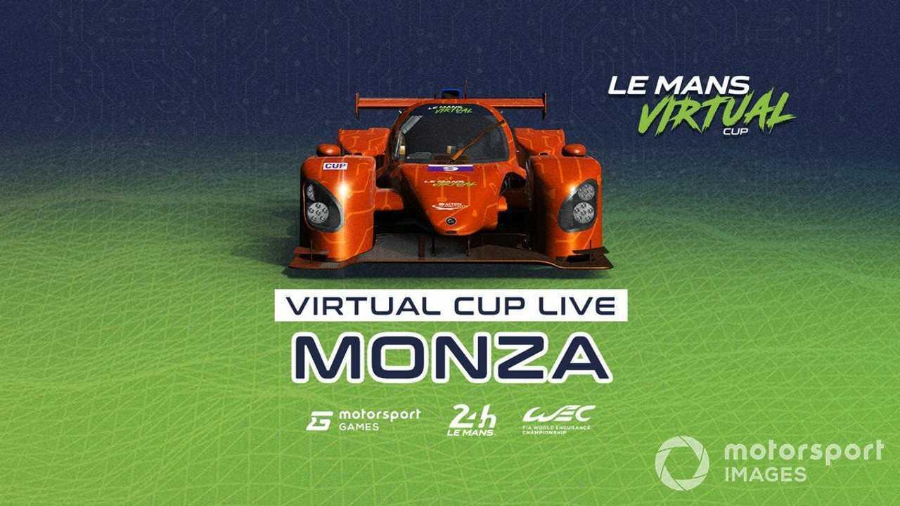 Watch Le Mans Virtual Series