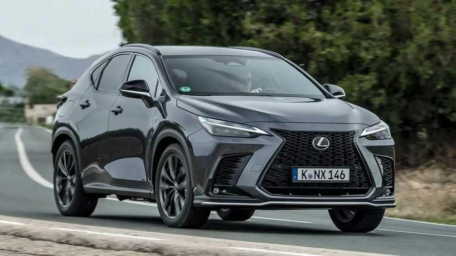 Prueba Lexus NX 450h+ 2022