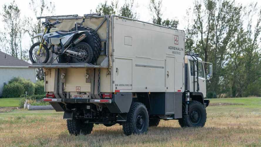 Titan XD 4400 4x4 Camper 2012