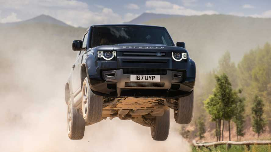 Land Rover Defender 90 V8, la prova