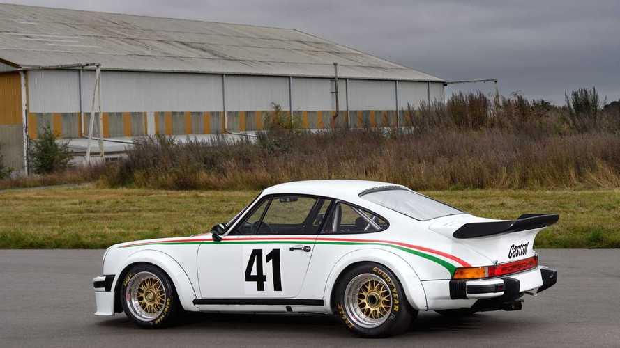 Trois Porsche un peu spéciales disponibles aux enchères